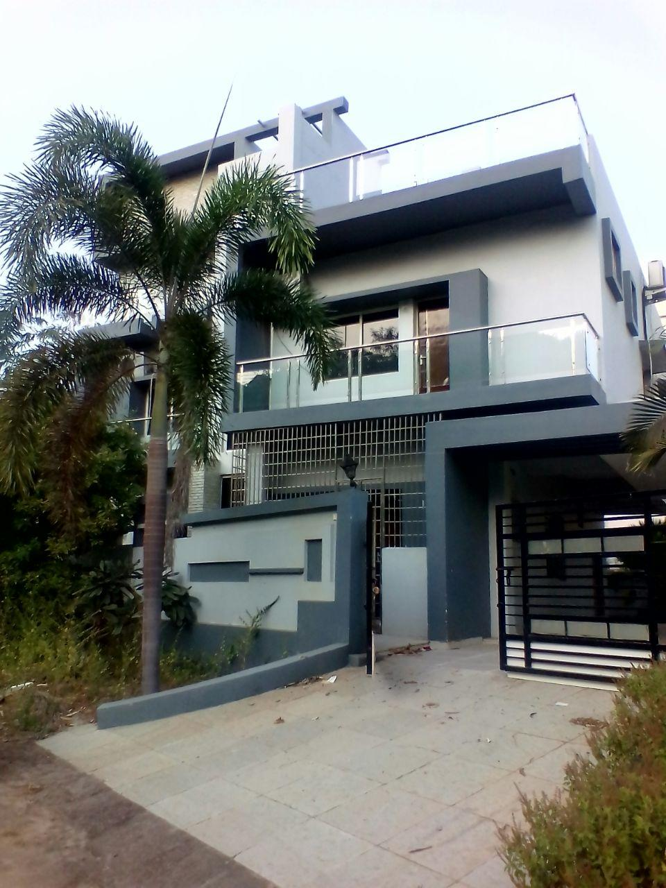 Fully Furnished 4 BR Villa @Rushikonda