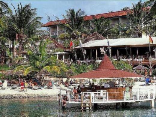 Hotel Bakoua Martinique