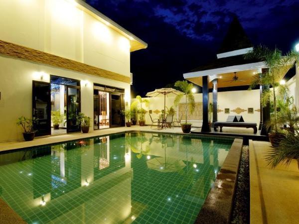 The I-Rish Pool Villa Phuket
