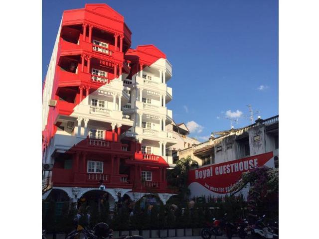 รอยัล เกสต์เฮ้าส์ แอท เชียงใหม่ โอลด์ ซิตี้ บาย เอชเจแซด – Royal Guesthouse At Chiang Mai Old City By Hjz