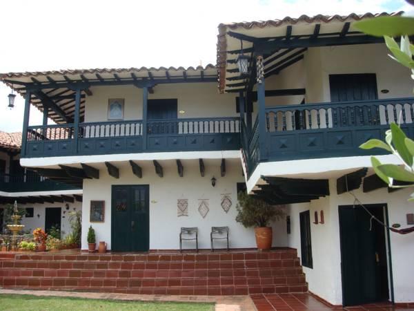 Hotel Hospederia San Carlos Villa De Leyva
