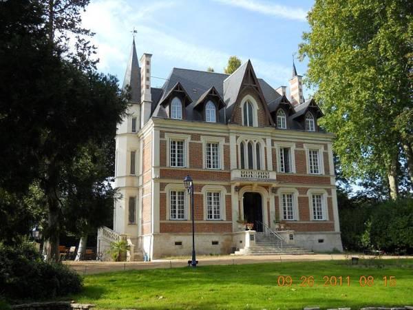 Maison D'hotes Le Manoir De Contres