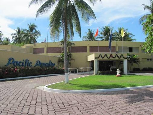 Hotel Pacific Paradise