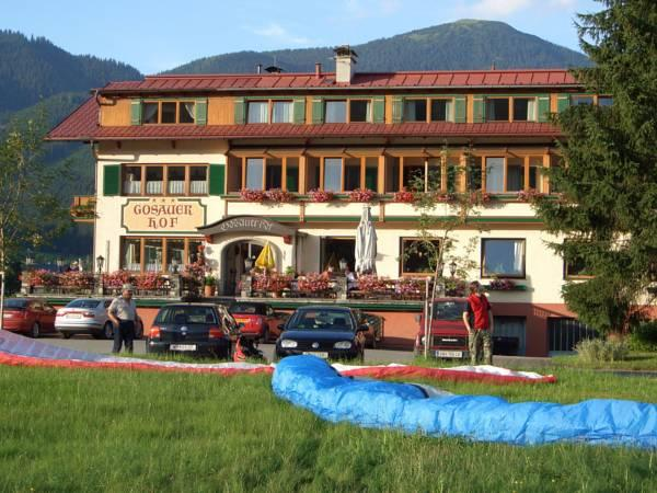Hotel   Restaurant Gosauerhof