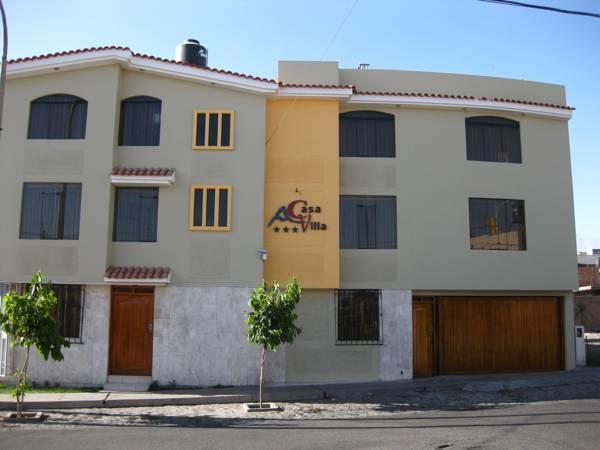 Casa Villa Hotel Arequipa
