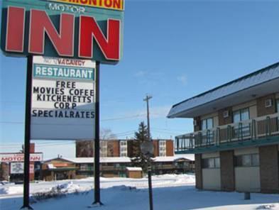 West Edmonton Motor Inn