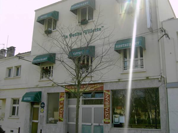 H�tel Restaurant La Petite Villette