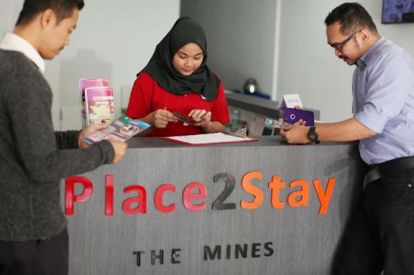 Place2Stay @ The Mines Kuala Lumpur