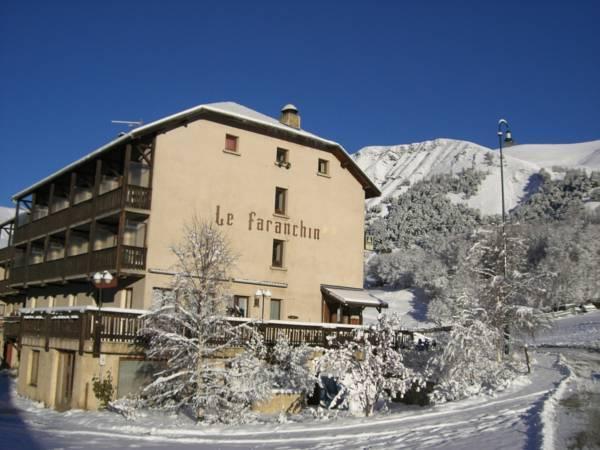 Hotel Le Faranchin