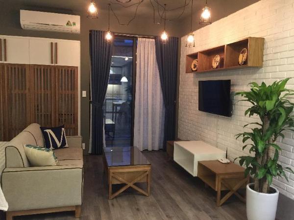The Barrel Apartment - Studio apartment No. 601 Hanoi