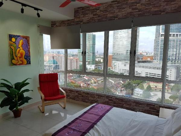 The Garden Apartment at Zenith Kuala Lumpur