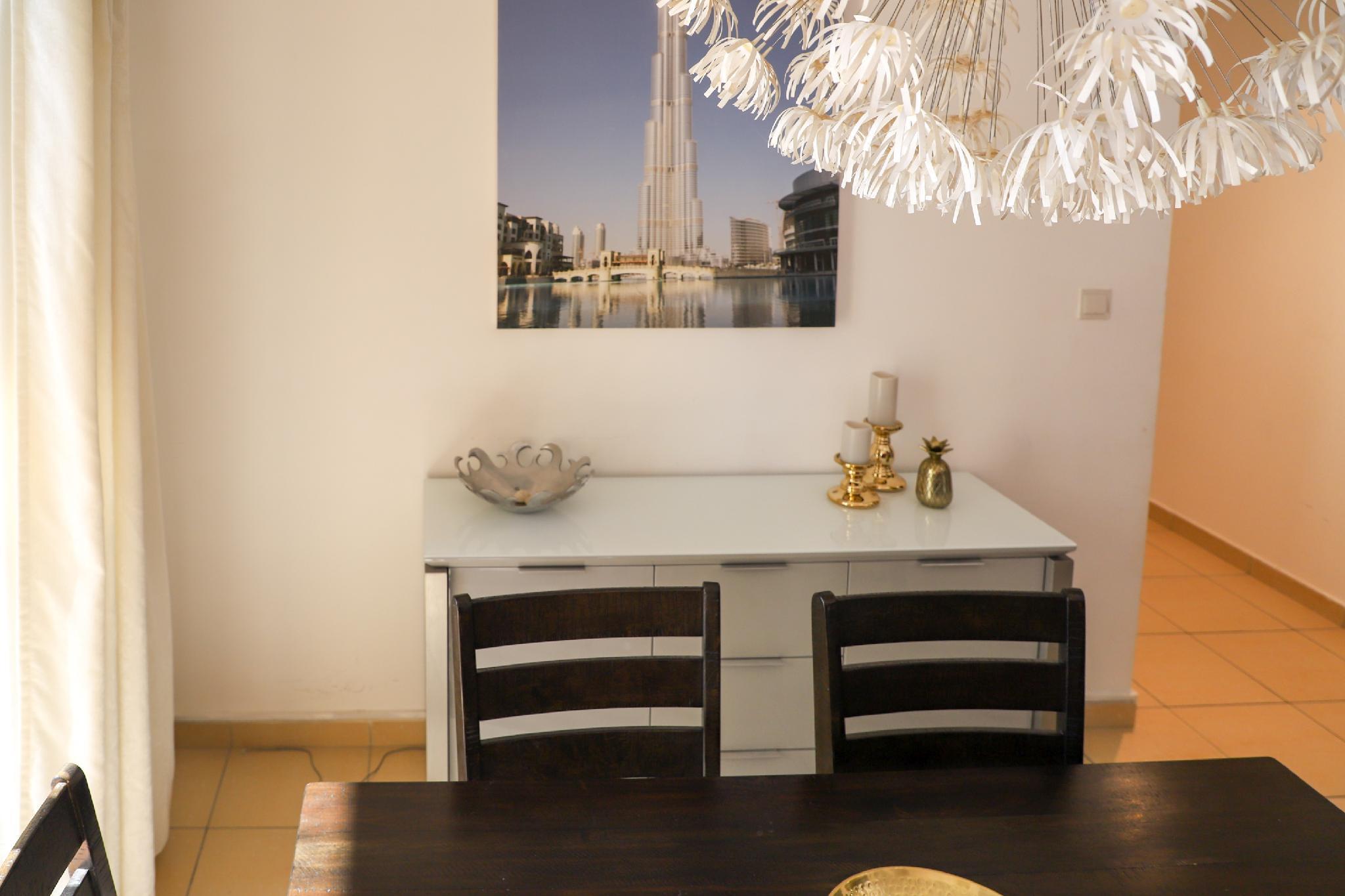 Spacious Two Bedroom Suite W  Dubai Marina Views