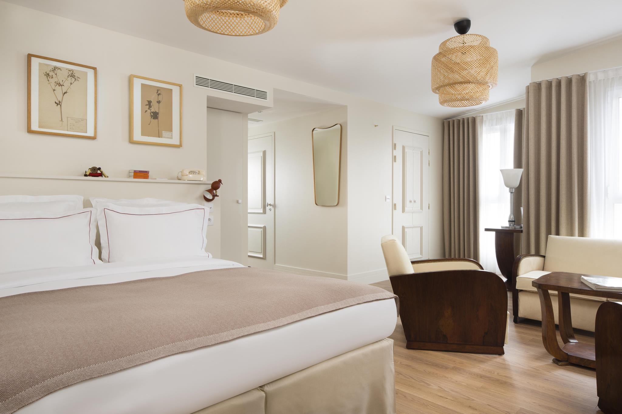 Hotel Celeste Batignolles Montmartre