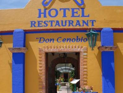 Hotel Hacienda Don Cenobio