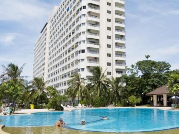 Jomtien View Talay 1 Studio Apartments Pattaya