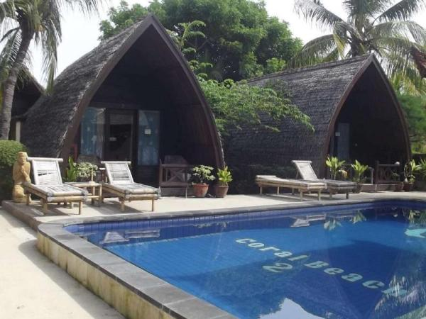 Coral Beach II Guest House Lombok