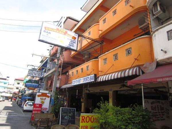 Drunken Duck Guesthouse Pattaya