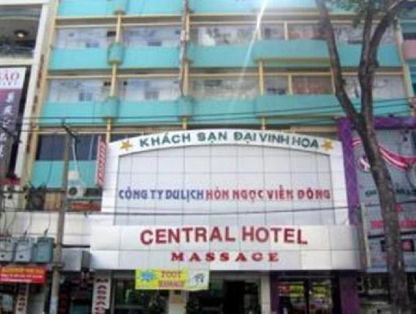 Central Hotel Ho Chi Minh City