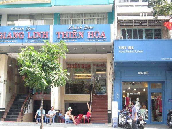 Thien Hoa Hotel Ho Chi Minh City