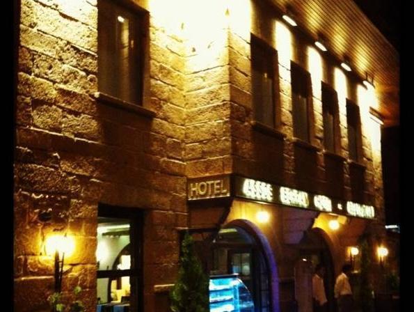 Assos Behram Hotel   Special Category
