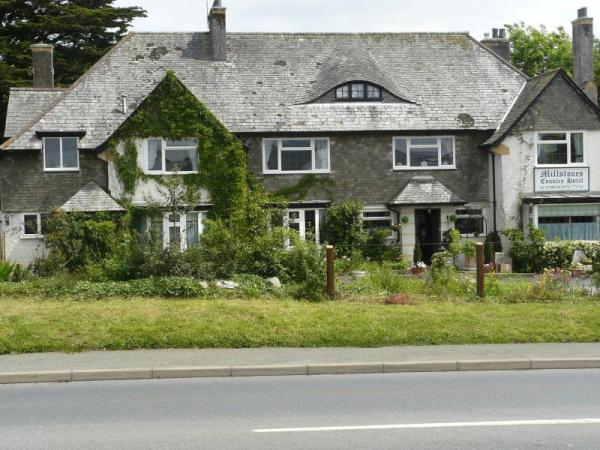 The Millstones Country Hotel & Restaurant Plymouth