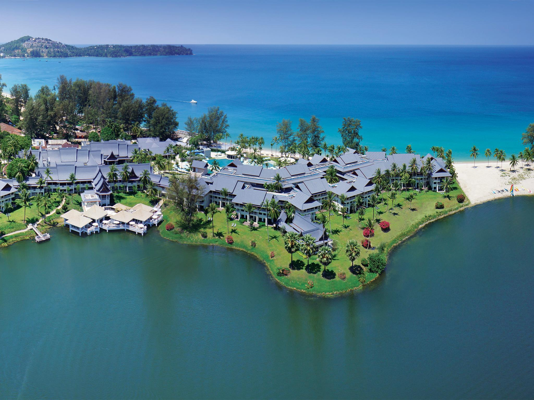 Outrigger Laguna Phuket Beach Resort เอาท์ริกเกอร์ ลากูน่า ภูเก็ตบีช รีสอร์ท