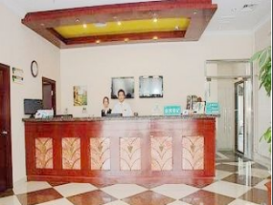 GreenTree Inn Tianjin Binhai New District Yujiapu