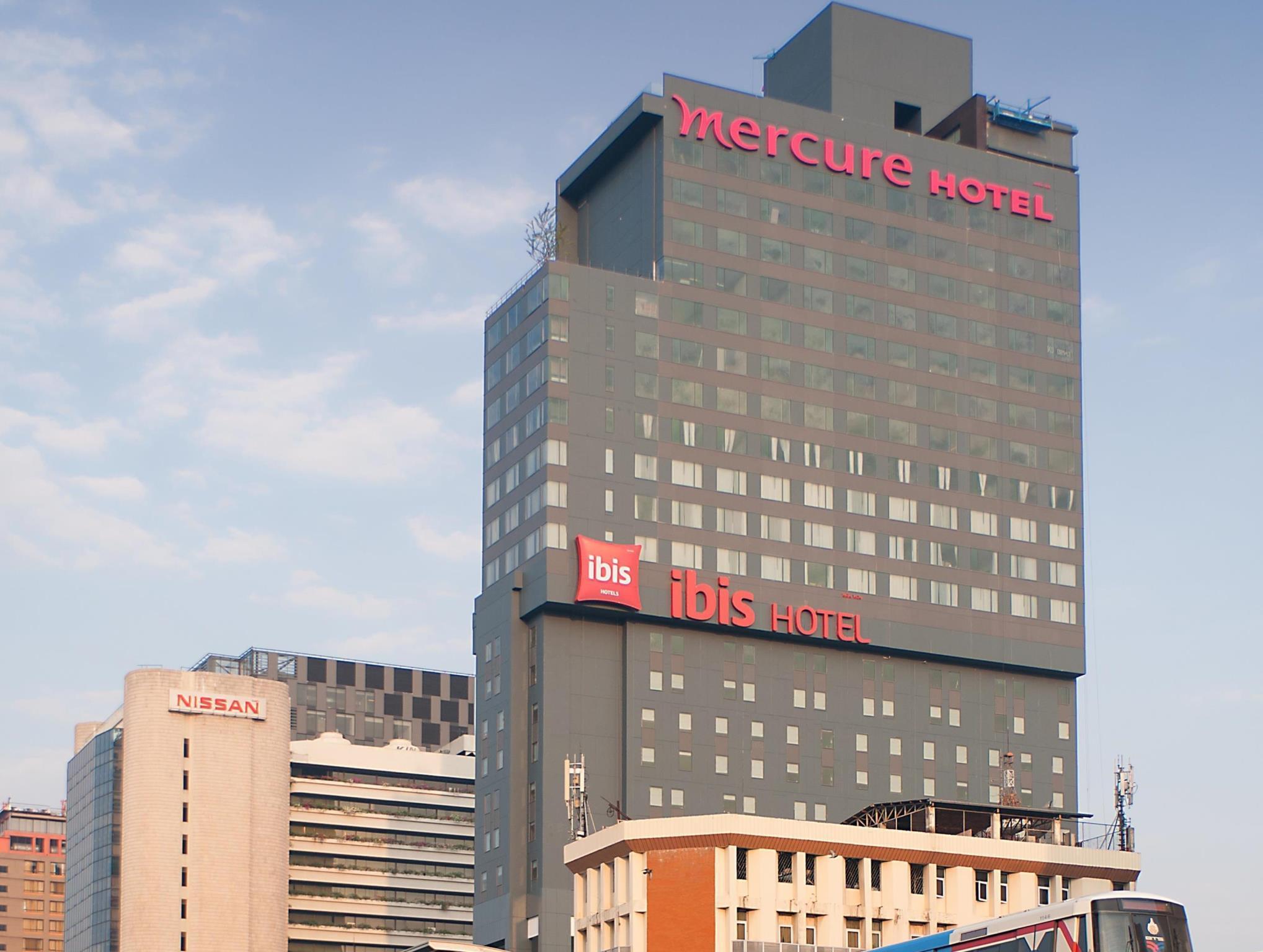 Mercure Bangkok Siam Hotel - Bangkok