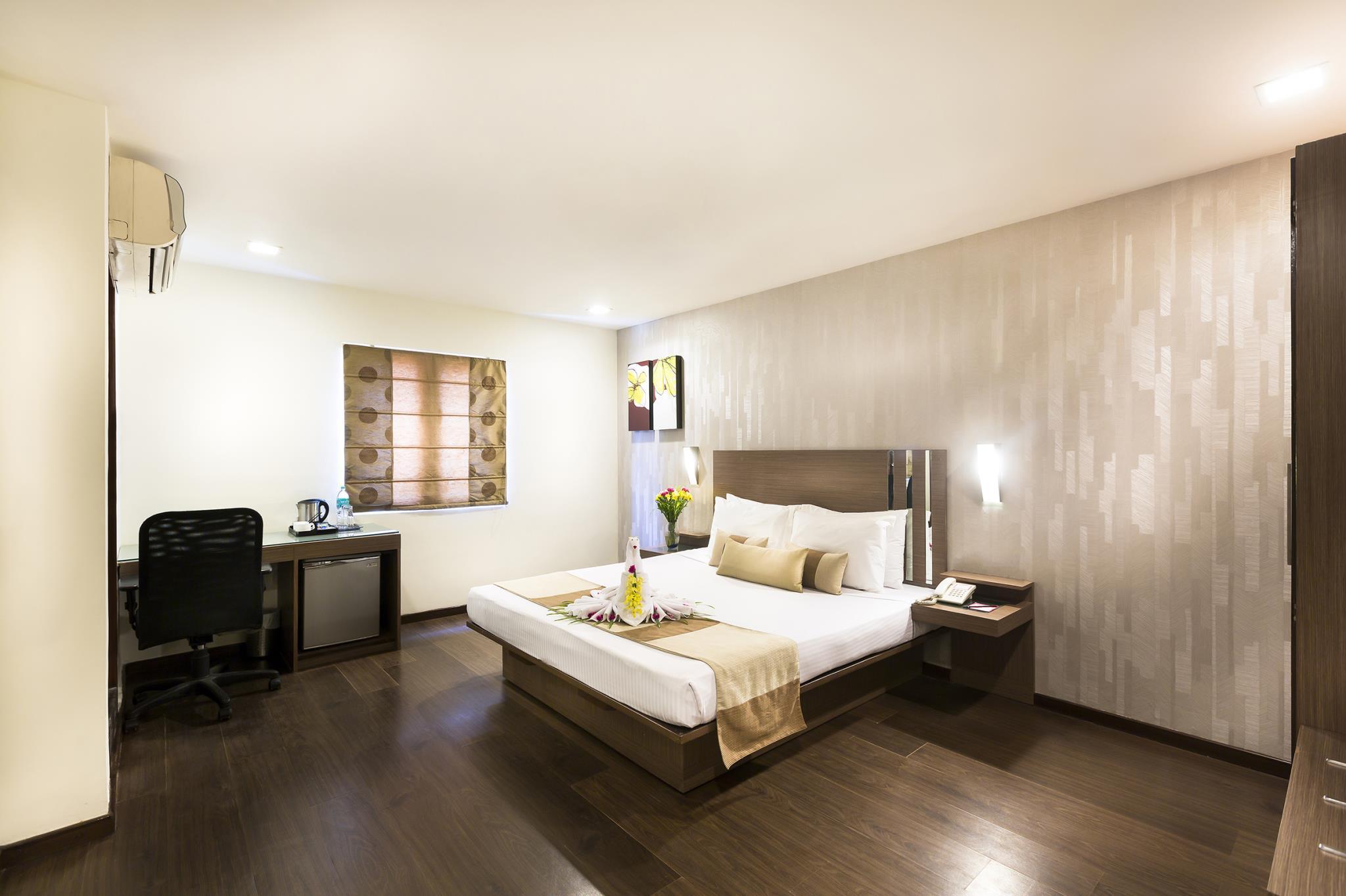 The Lotus Apartment Hotels   Venkatraman Street