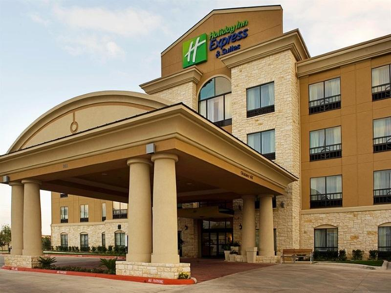 Holiday Inn Express And Suites St Marys