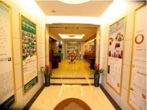 GreenTree Inn Jiangsu Xuzhou West Huaihai Road Duanzhuang Plaza Express Hotel