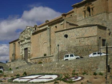 Hospeder�a Castillo De Alcaudete