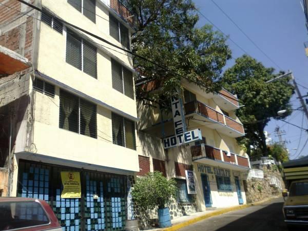 Casa De Huespedes Santa Fe Acapulco