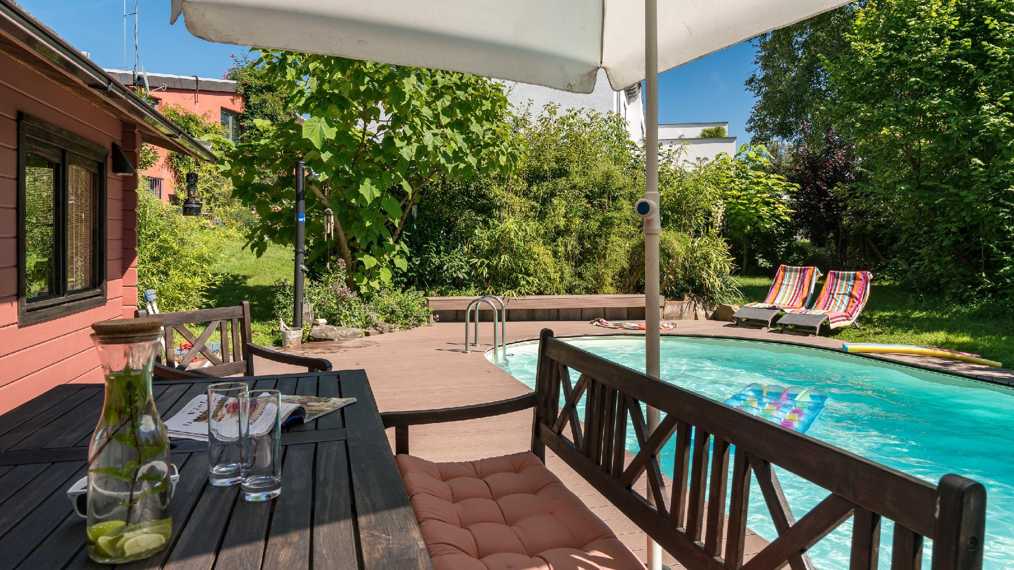 Relaxing At Taunus Hills   Apartment With Pool And Sauna