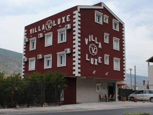 Motel Villa Luxe