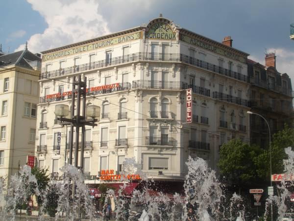 Brit Hotel Suisse Et Bordeaux   Centre Gare