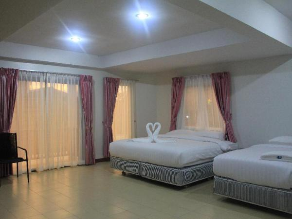 Zabava Guesthouse Aonang Krabi