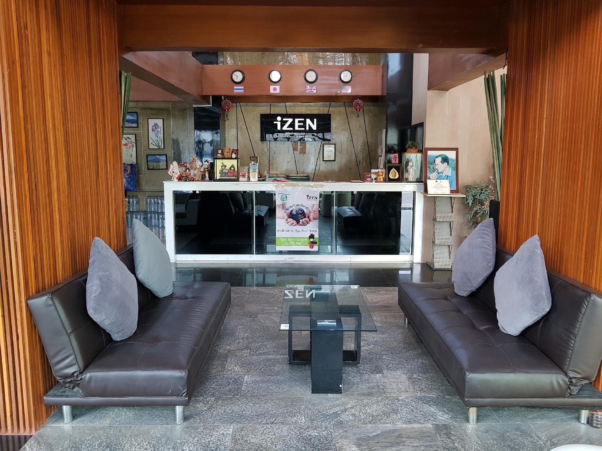 IZEN Budget Hotel And Residences