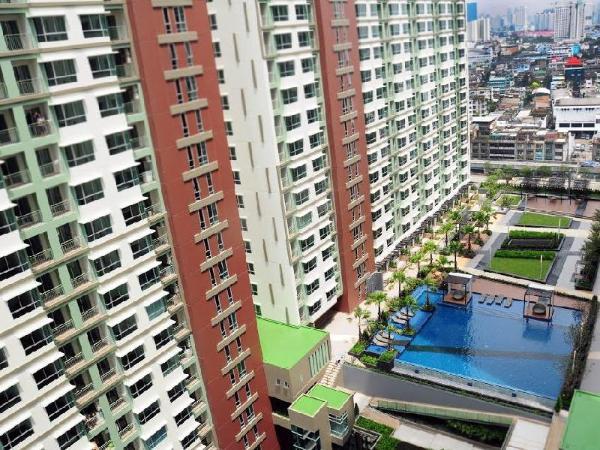 Lumpini Park Riverside Condominium Bangkok
