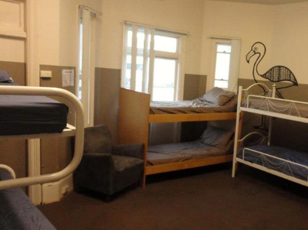 Review The Hive Hostel
