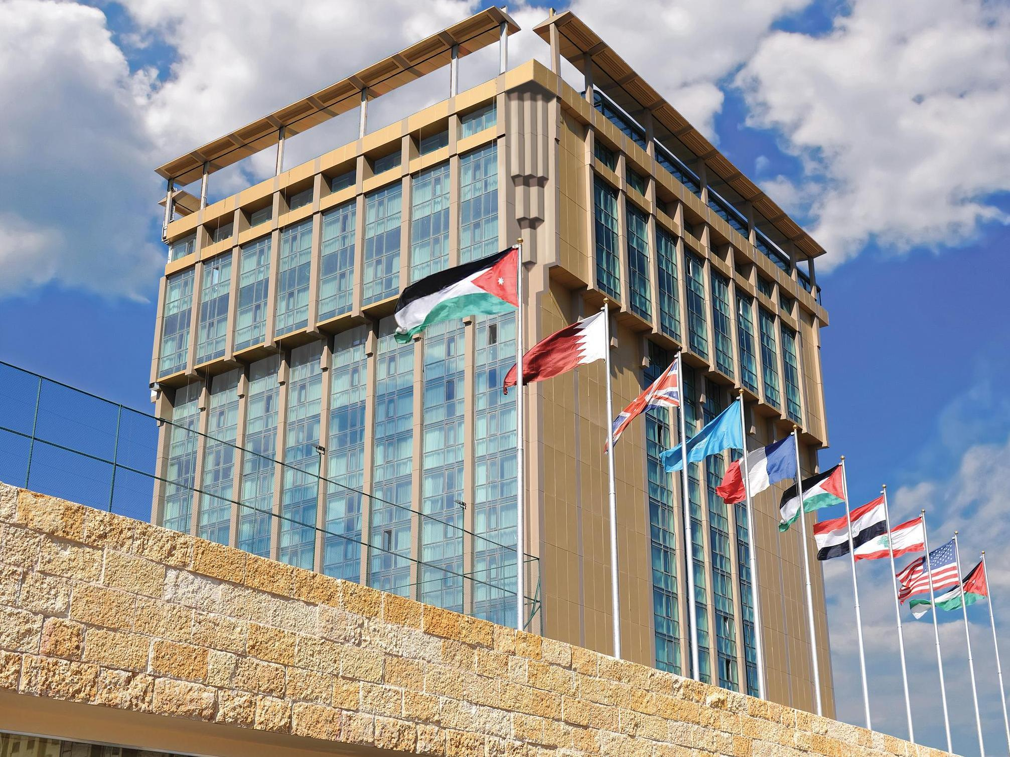Landmark Amman Hotel And Conference Center