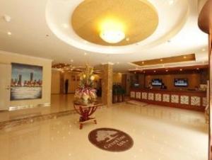 Green Tree Inn Dalian Gaoxin Nami Mansion