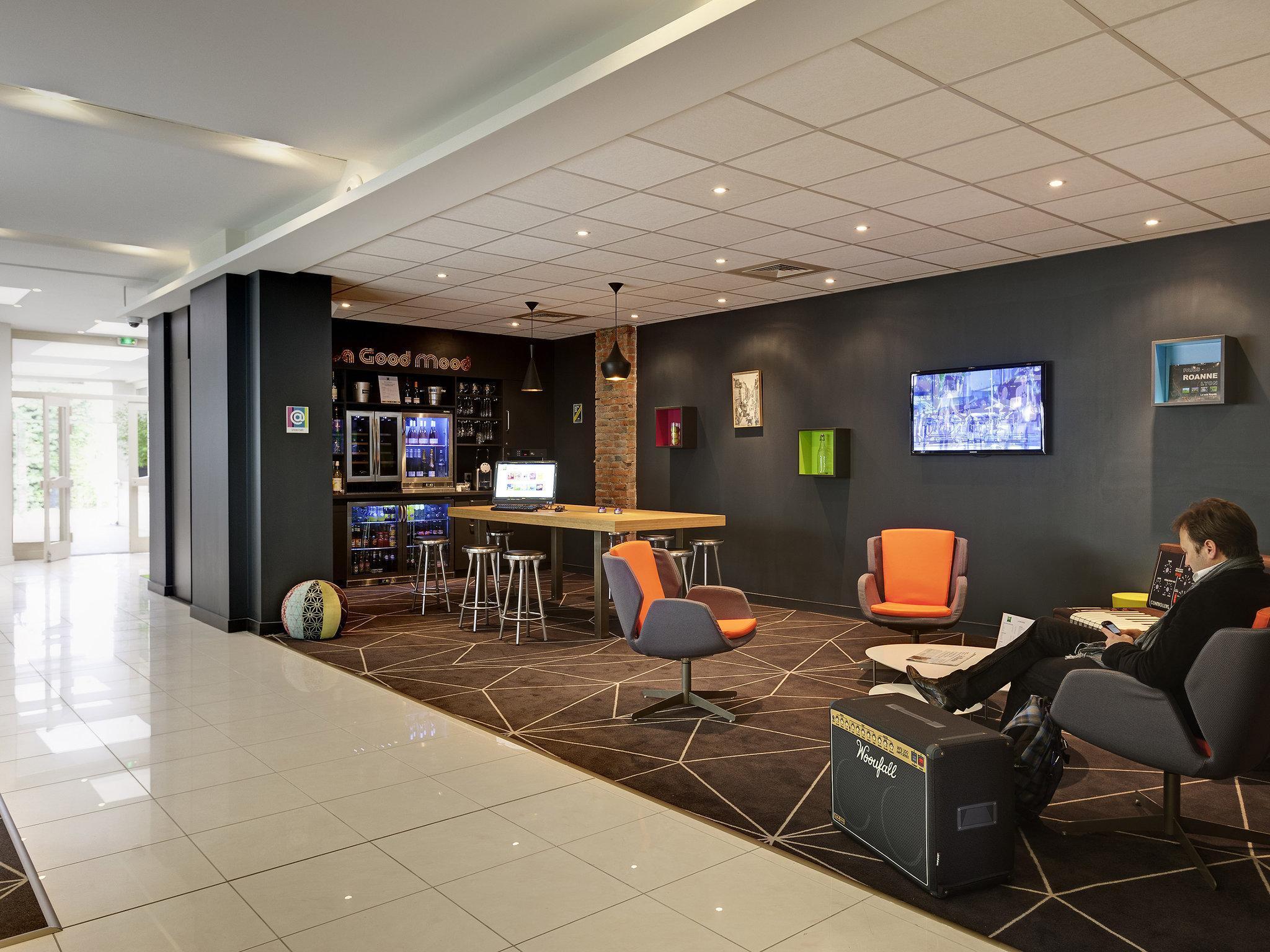 Ibis Styles Roanne Centre Gare Hotel
