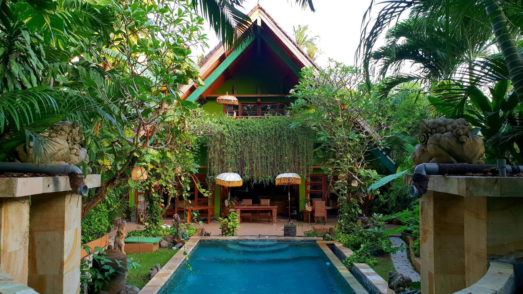 Green Chaka Villa