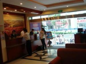 Hanting Hotel Xiamen Train Station Wen Zao Branch