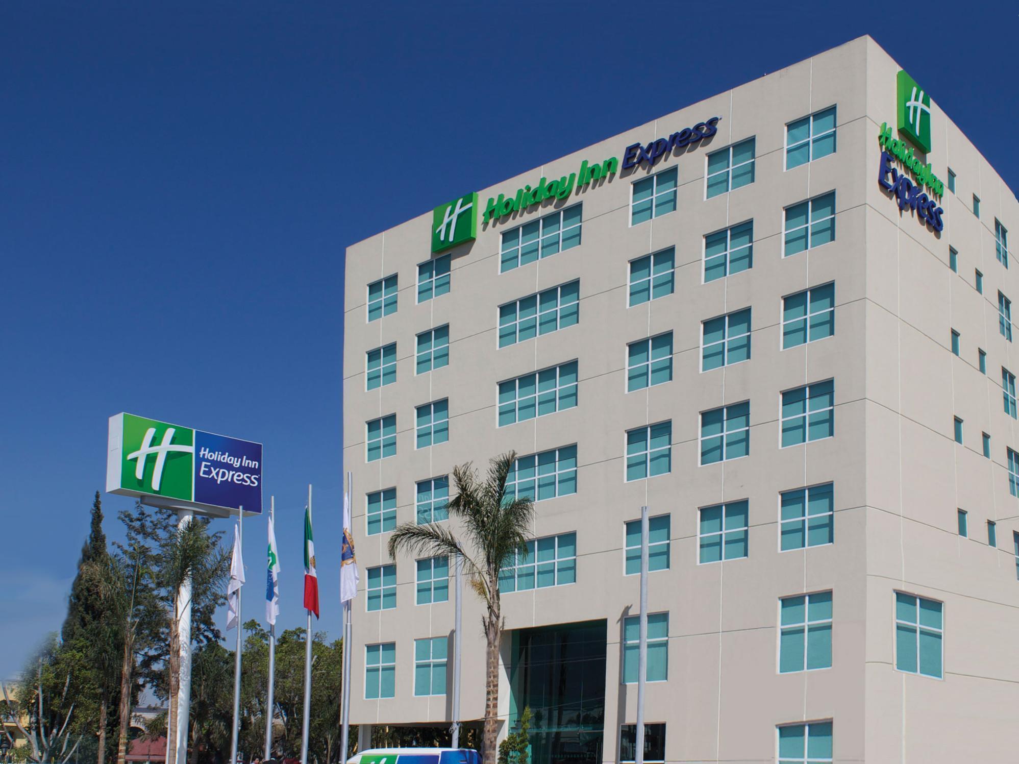 Holiday Inn Express And Suites Queretaro