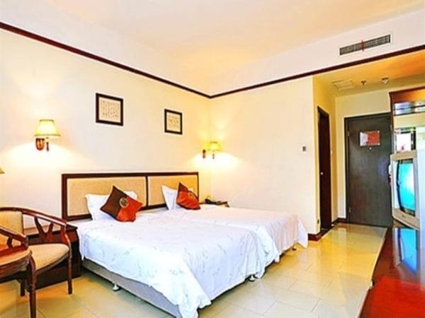 Jiangxi Tianmu Lushan Hot Spring Resort Area