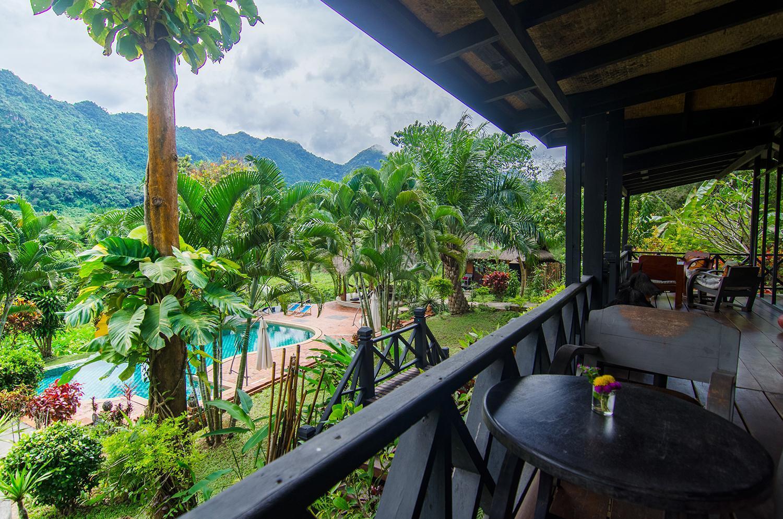Hillside   Nature Lifestyle Lodge