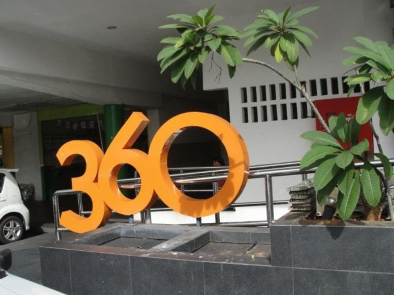 360 Xpress Citycenter Budget Boutique Hotel