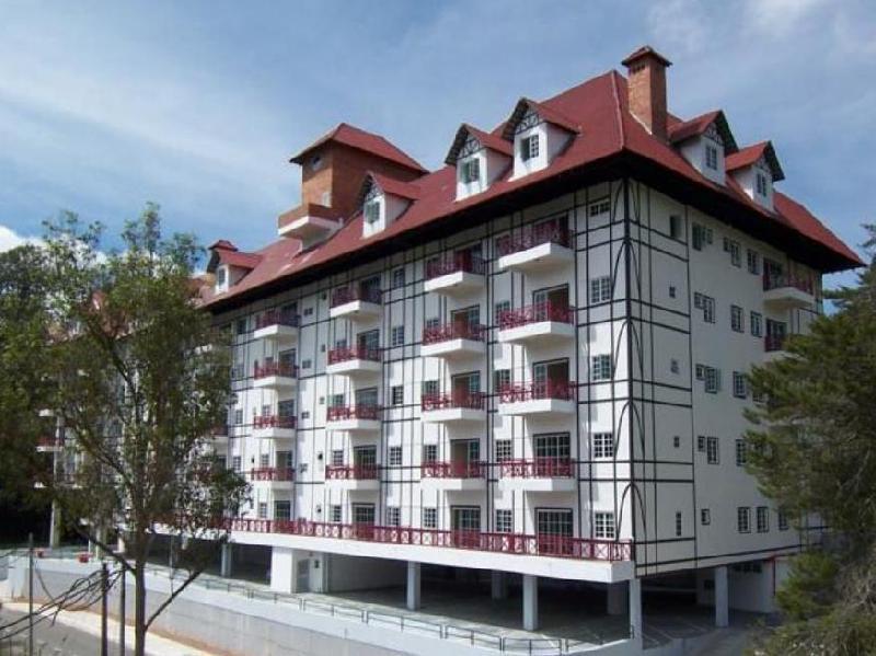 Misty Apartments Iris House Resort Hotel Cameron Highlands